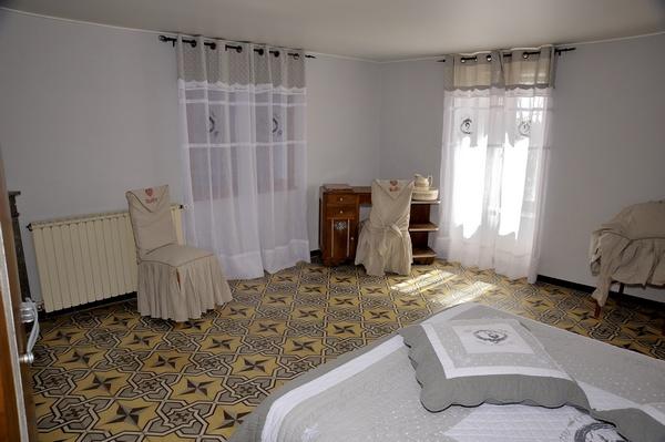 Le Mas Teissier - Chambre 1