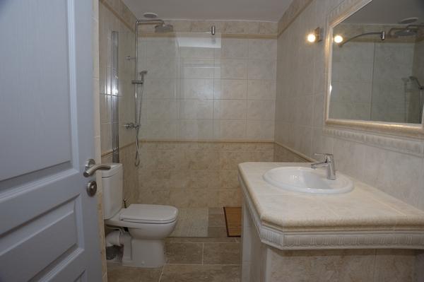 Le Mas Teissier - Salle de bain