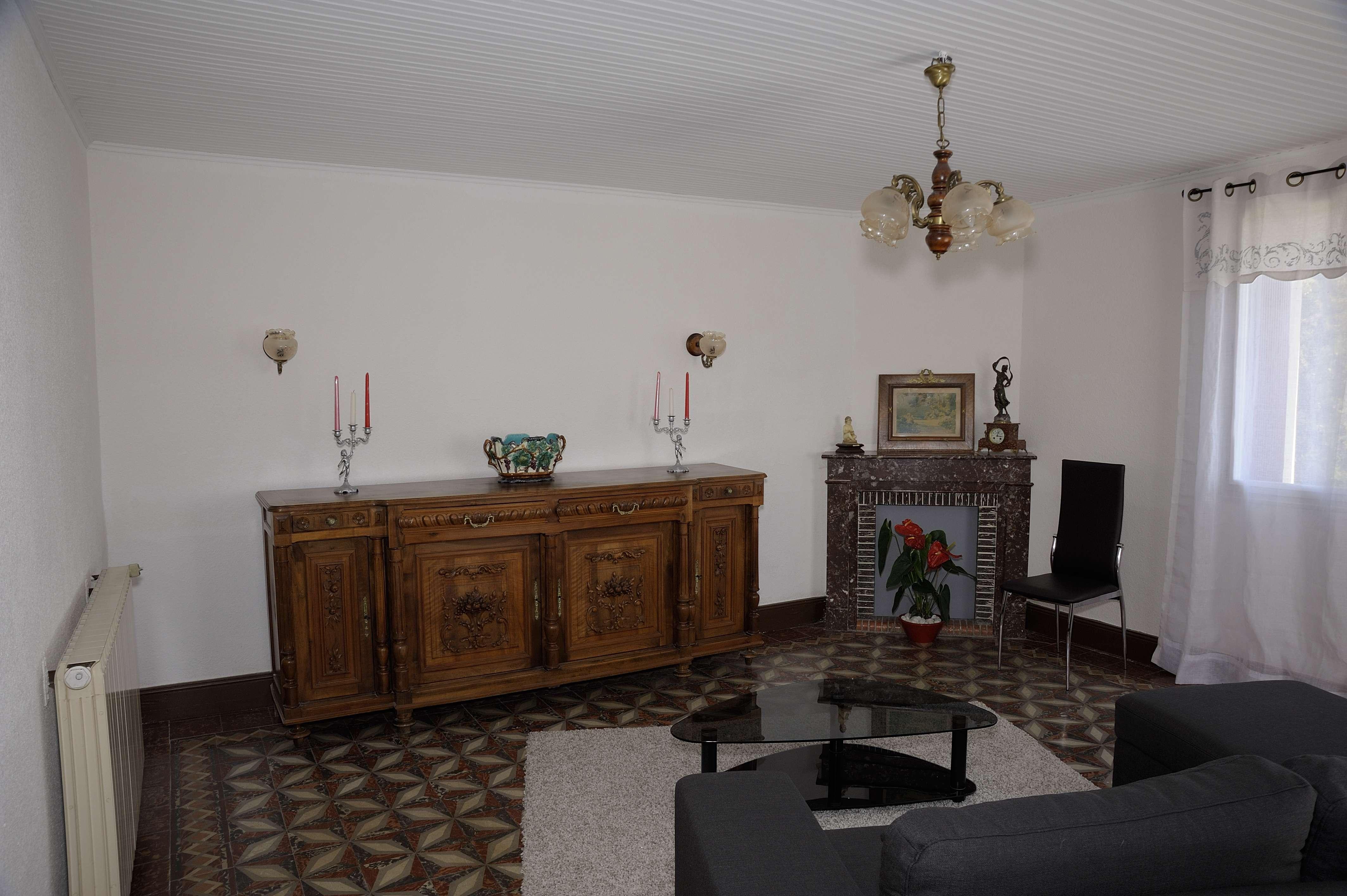 Le Mas Teissier - Salon