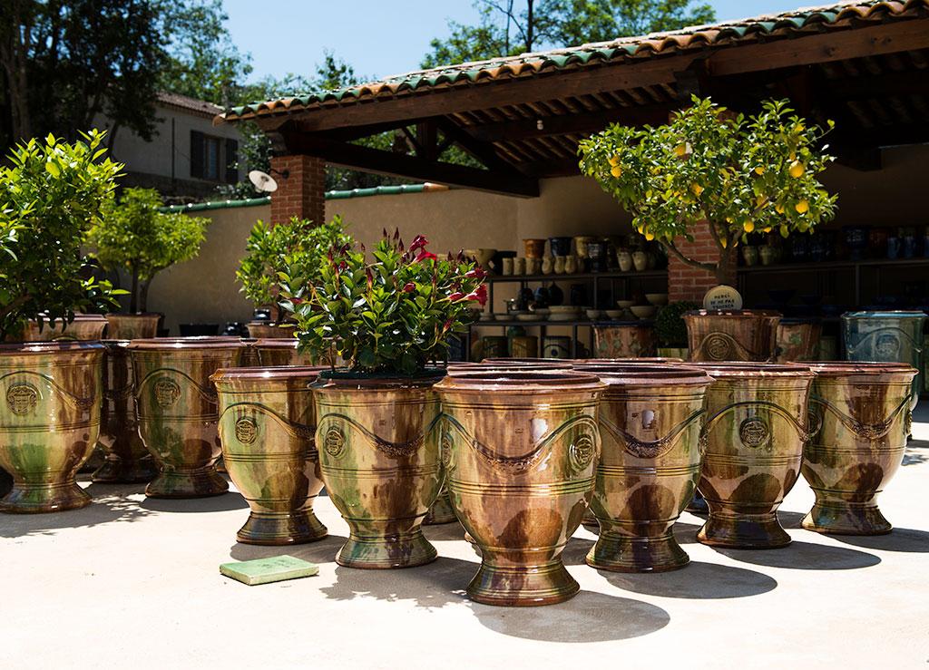 La poterie d'anduze